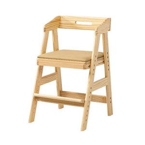 [디홀릭] 유아식탁의자/하이체어/높이조절의자 피노키오 베이지
