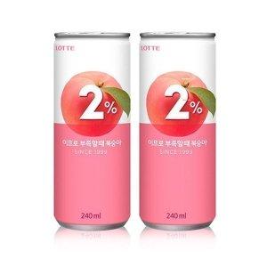 롯데 이프로음료 240ml x30  2%음료 240ml x30