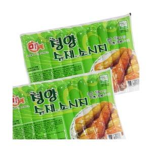 미드림 청양고추맛 소시지 1000g/소세지/매운소세지