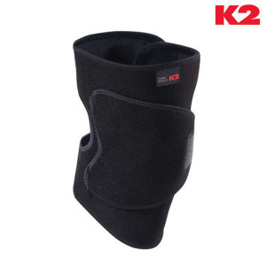 [케이투] K2 무릎보호대 무릎아대 등산 배드민턴 축구 관절보호