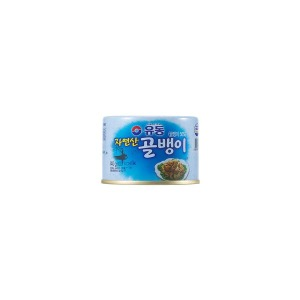[유동] 유동 자연산골뱅이 140g(1캔)4만원이상 무료배송