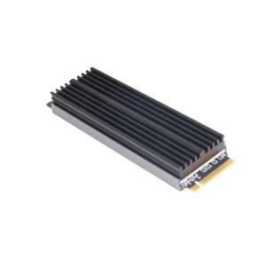리뷰안 M2F19 NVMe M.2 SSD 방열판 히트싱크