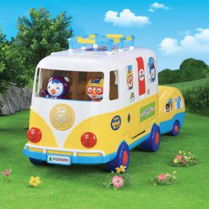 [뽀로로] 렛츠고 캠핑카 유아 장난감 자동차 아동 선물 버스