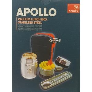 [아폴로] 보온도시락APL-1300S 국내산/보온도시락/보온병/텀블러