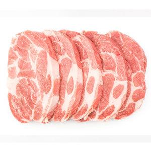 대명축산식품 목살과 앞다리살 500g (목전지)