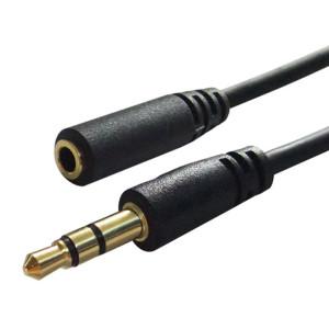 [대원TMT] 스테레오연장케이블 1.5M aux선 스피커 이어폰 자동차