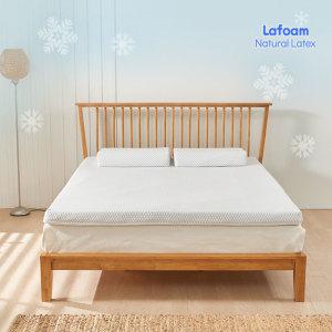 [라폼] S 5cm 밀도85 천연라텍스 토퍼매트리스 (누적판매 1위)