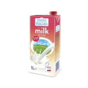 코리원/파르카디아 멸균우유 3.5% 1Lx12팩/우유/음료