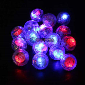 LED발광볼(방수)(10개입) LED발광볼(방수)(10개입)