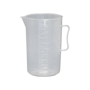 비커 계량컵 플라스틱 비커 실험비커 PP재질 2L