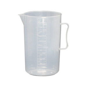 비커 계량컵 플라스틱 비커 실험비커 PP재질 3L