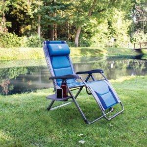 팀버리지 접이식 라운지 캠핑 의자
