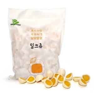 하오리위안 밀크츄 옥수수  대용량 1000g x 1봉