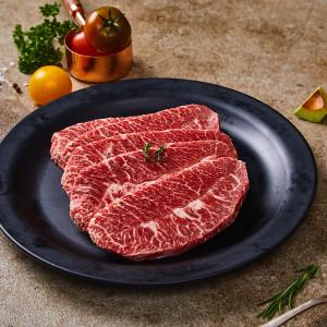 소고기 부채살 구이용/스테이크용 500g 특수부위