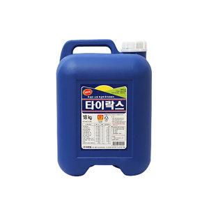 푸른들 타이락스 18kg 업소용 대용량