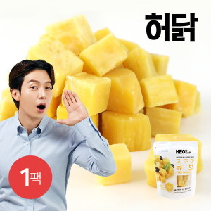 [허닭] 허닭 아이스 고구마 큐브 1팩