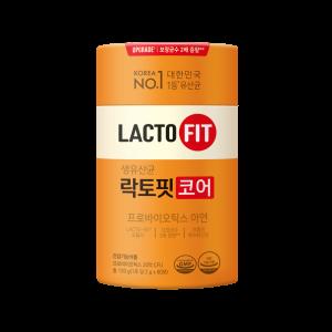 [종근당건강] 락토핏 생유산균 코어 1통 (60일분)
