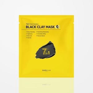 바루랩 블랙 클레이 마스크