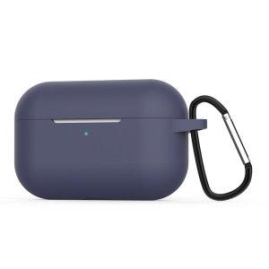 에어팟프로 실리콘 케이스 에어팟3 키링케이스 네이비