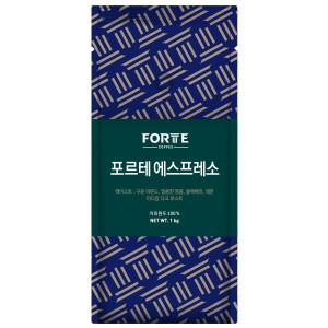 [포르테] 카파 포르테 에스프레소 원두커피 1kg