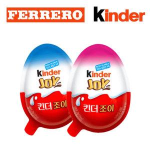 [킨더] 킨더조이 T1 20g  여아용(숲속요정) 장난감 초콜릿