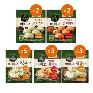 [CJ제일제당] 비비고만두 15봉(수제만두 포함)