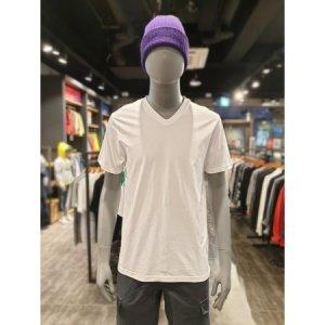 [디자인유나이티드] (시흥점)에센셜 브이넥 반팔 티셔츠 (73T9403002001)