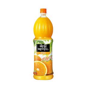 [미닛메이드] 미닛메이드 오렌지 50% 1.5L 1PET