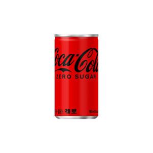 [코카콜라제로] 코카콜라 제로 190ml 1CAN