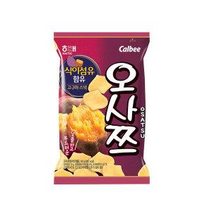 [해태제과] 오사쯔 60g1개 과자 간식