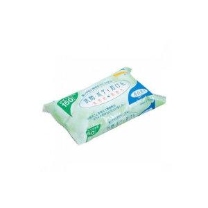 일본 샤워비누 때비누 목욕비누 백색미인 1개입