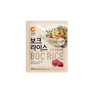 [청정원] 청정원 보크라이스 밥양념 10개 골라담기