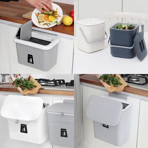[네이쳐리빙] 모노블 음식물 쓰레기통 3L