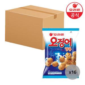 [오리온] 오리온 오징어땅콩 98gX16개(박스)