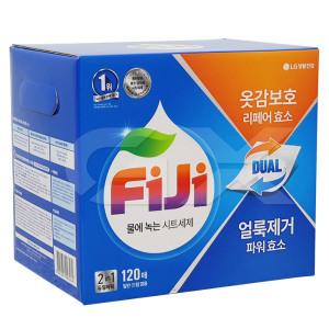 [피지] 피지 파워업 시트 세탁세제 120매
