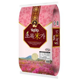 (유가농협)쌀10kg/ 초록미가10kg/ 특등급쌀 삼광