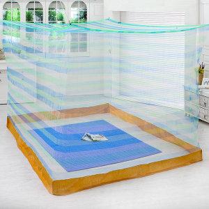 40년 한길 달인의 인생 모기장 침대 사각 대형