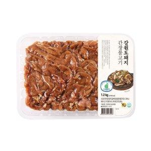 (행사상품)강원도돼지 간장불고기 1.2kg