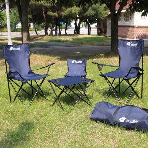 [조아캠프] 캠핑의자 낚시 야외 캠핑테이블 간이 접이식 캠핑체어