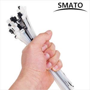 [스마토] 스마토 케이블타이/100mm ~ 370mm/선정리/전선/랜선