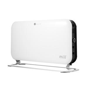 [밀] 북유럽 전기 컨벡터 히터 온풍기 MILL1200E 터보LED