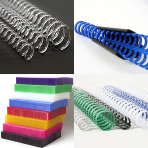 제본표지-100매/종이/PVC/PP제본표지/제본링/코일링