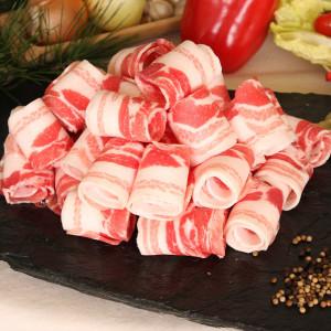 [그린축산] 국내산 돼지 대패삼겹살 1kg