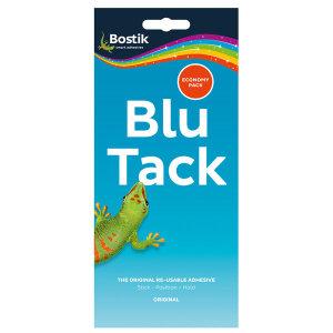 블루택 blu-tack 90g1개 Bostik 정식수입품