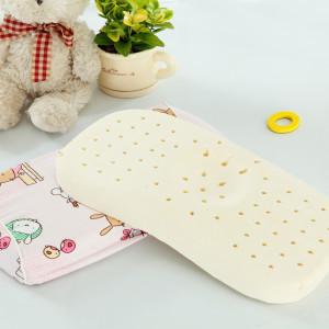 [럭스앤펀] 천연라텍스유아동베개 짱구베개 아기베개 어린이베개