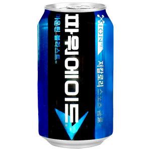 [코카콜라] 파워에이드 355ml 24캔 / 음료수 이온음료 커피몰
