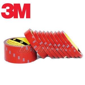 [3M] 3M 양면테이프/강력아크릴폼/VHB 투명/고강도접착