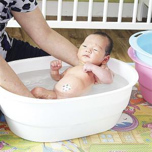 베이비 다용도통/아기욕조 신생아 유아욕조 대야