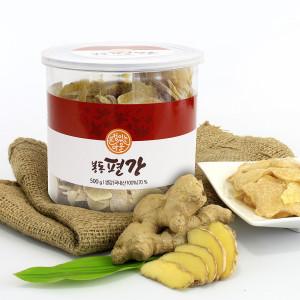 봉동편강 500g / 생강편강 생강과자 생강칩