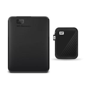 WD NEW Elements Portable 4TB 외장하드 파우치증정